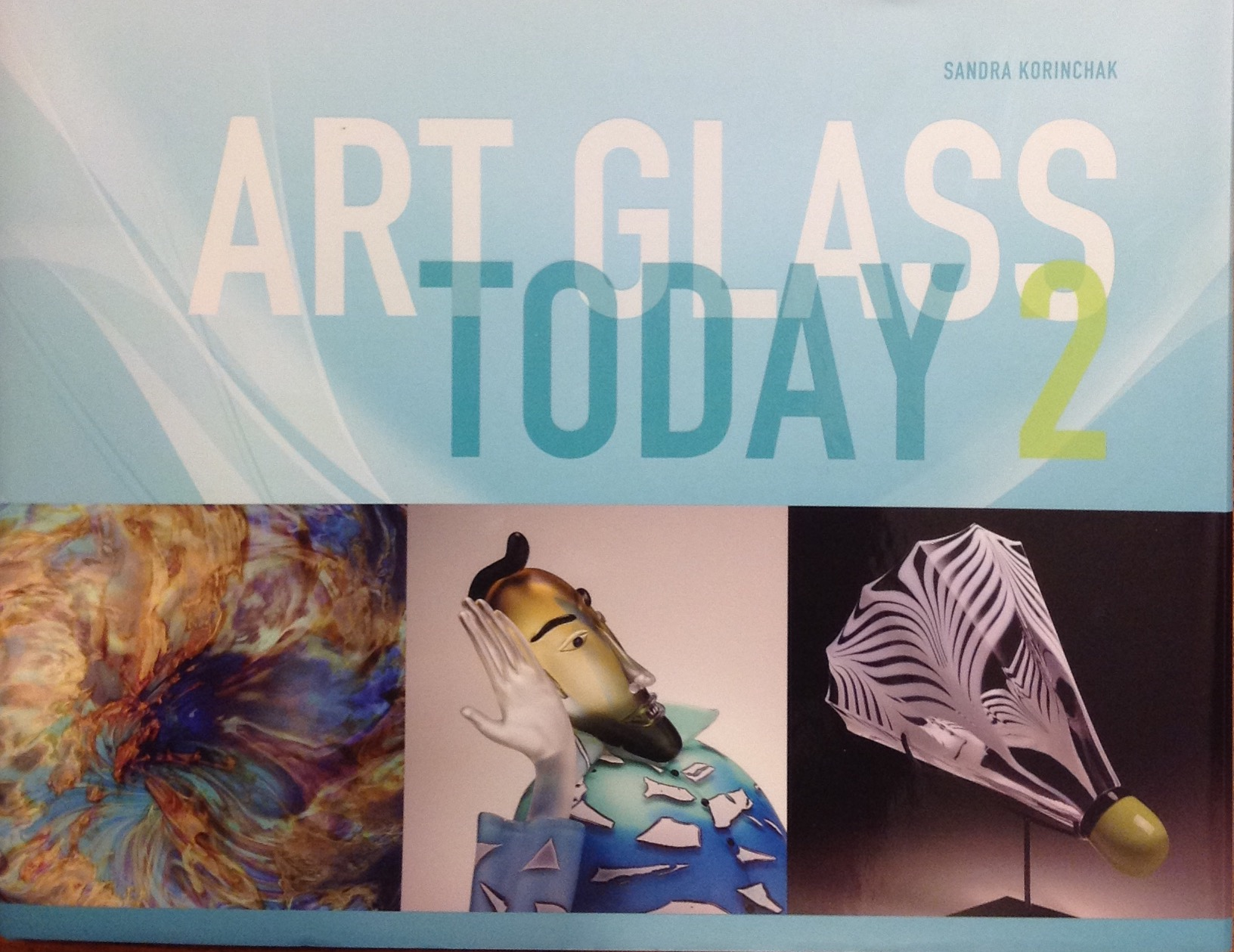 Art Glass Today 2 cover