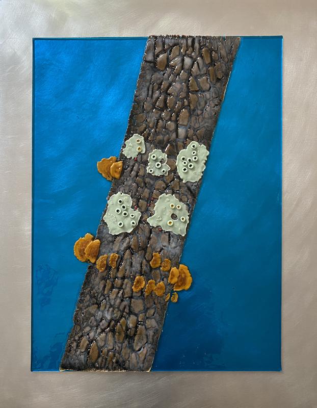 "Lichens Liking 20"" x 16"""